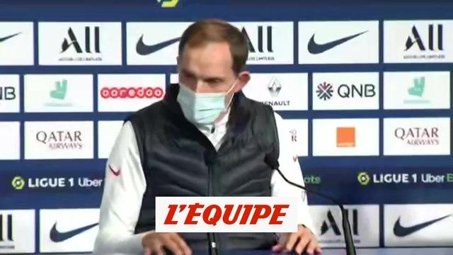 Tuchel : «Marquinhos doit être au coeur du jeu» - Foot - L1 - PSG
