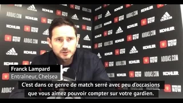 """6e j. - Lampard : """"Mendy a montré pourquoi il était là"""""""