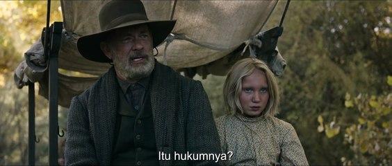 News of the World Film Trailer - Tom Hanks