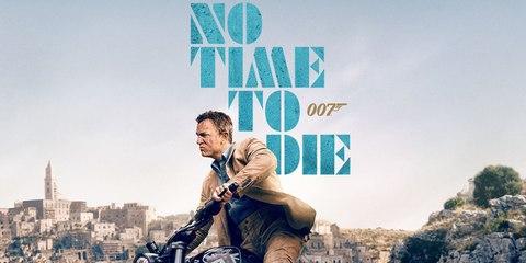 NO TIME TO DIE Film (2021) - Trailer