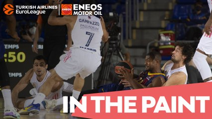 In the Paint – Barcelona's El Clasico triumph