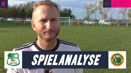 Die Spielanalyse | SV Grün-Weiß Miltitz – SG Leipzig-Bienitz (2. Runde, Stadtpokal)