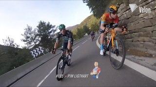 Vuelta a España 2020: Stage 5 on-bike highlights