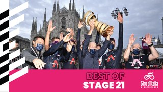Giro d'Italia 2020 | Stage 21 | Best of
