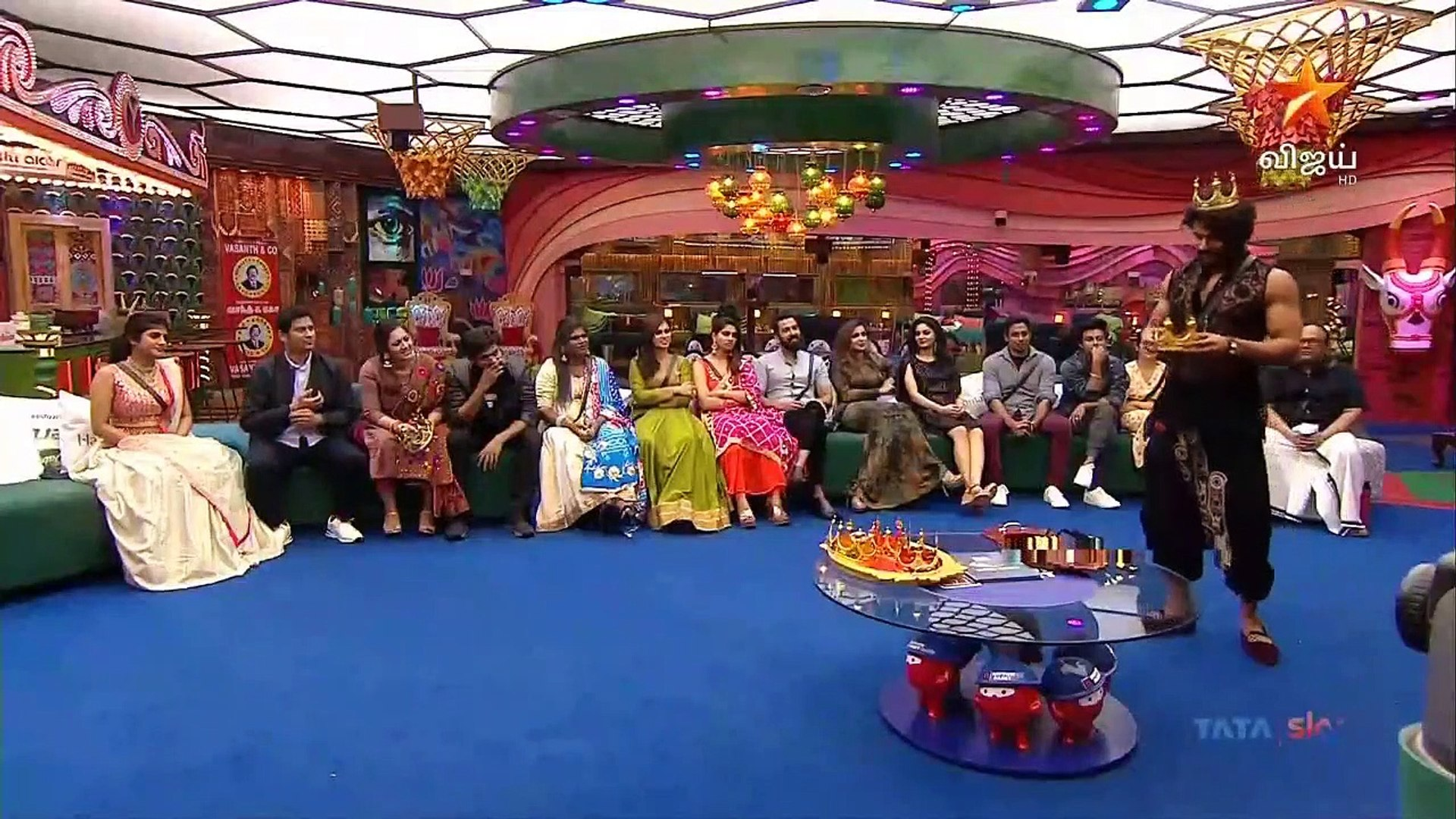 Bigg Boss Tamil 25-10-2020 Part4 Part5