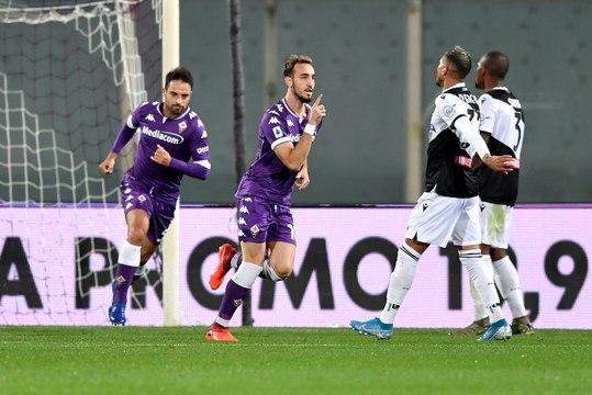 Serie A - Sans Ribéry, la Fiorentina se repose sur Castrovilli