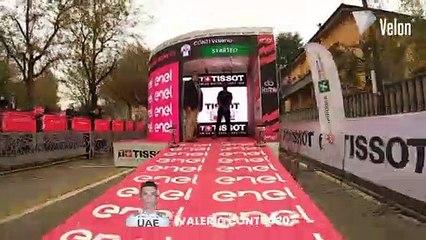 Giro d'Italia 2020: Stage 21 on-bike highlights