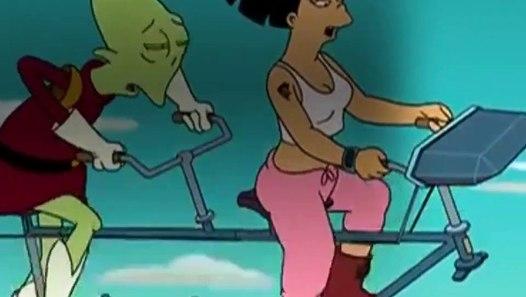 Futurama Staffel 11