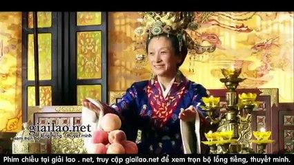 Triệu Khuông Dận Tập 29 30 THVL1 lồng tiếng phim Trung Quốc xem phim trieu khuong dan tap 29 30