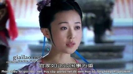 Triệu Khuông Dận Tập 47 48 THVL1 lồng tiếng phim Trung Quốc xem phim trieu khuong dan tap 47 48