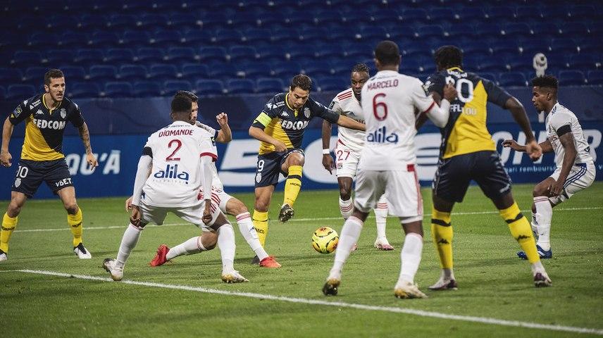 L1 - Le résumé vidéo du match Olympique Lyonnais - AS Monaco (4-1)