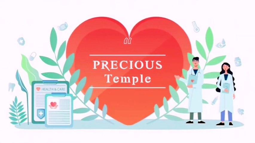 Welcome to Precious Temple  vidéo de présentation ❤️