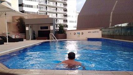 swim for fun