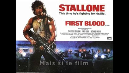 John Rambo est une pomme
