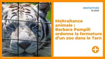 Maltraitance animale : Barbara Pompili ordonne la fermeture d'un zoo dans le Tarn