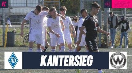 Hoher Kantersieg | FC Deisenhofen U19 - SV Wacker Burghausen U19 (U19-Bayernliga Süd)