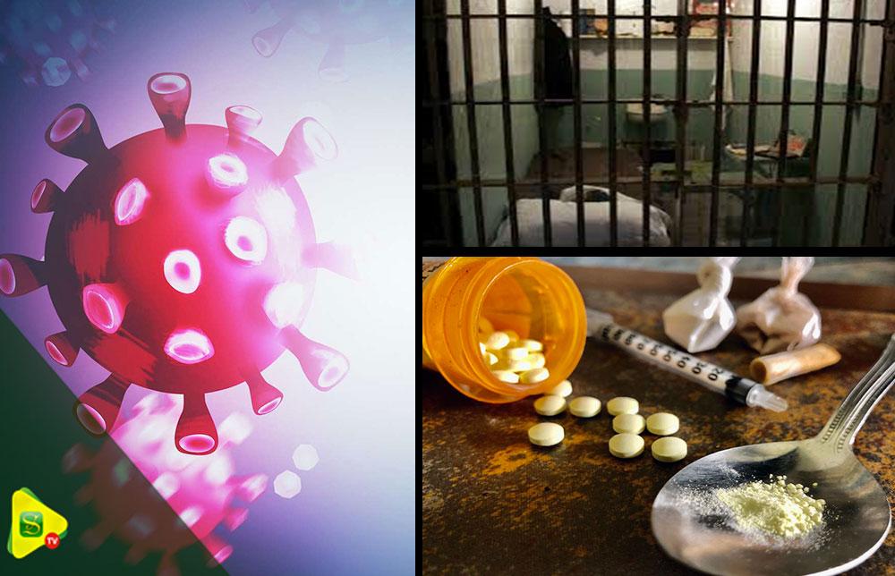 Covid 19 et usagers de drogues : retours réflexifs sur les mesures de prévention (CEPIAD/Prisons)