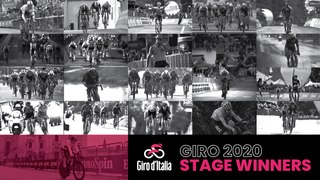 Giro d'Italia 2020 | Stage winners