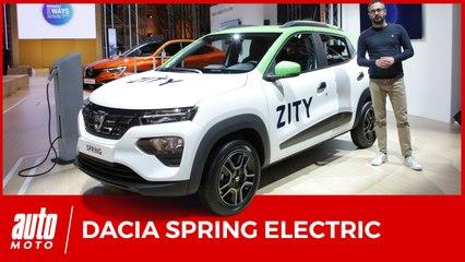 Dacia Spring Electric : premier contact avec l'électrique la moins chère du marché