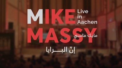 Mike Massy - Inna Lbaraya - Live In Aachen