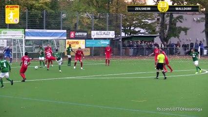 Hessenliga-Torshow zum 12. Spieltag