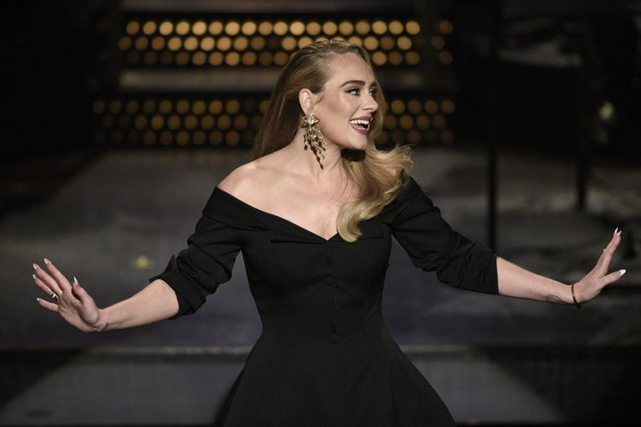 Twitter Says Adele Singing on 'SNL' Has Saved 2020, and Honestly, True