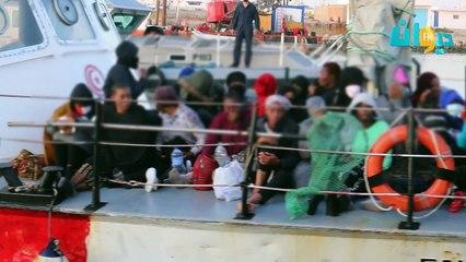 صفاقس: إحباط عملية حرقة وإنقاذ 113 مجتاز