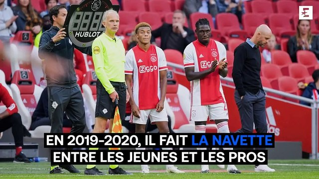 Lassina Traore, la machine à buts dont l'Ajax a douté ?