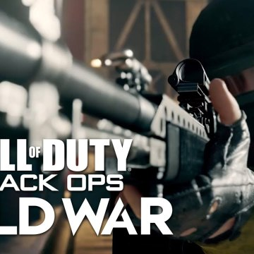 Call of Duty- Black Ops Cold War - Official PC Features Trailer