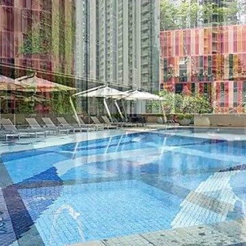 Review Carlton City Hotel Singapore