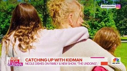Nicole Kidman On 'The Undoing' And The Power Of Sisterhood