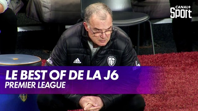 Le best of de la J6 de Premier League