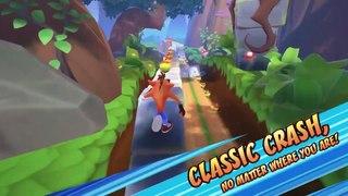 'Crash Bandicoot' llegará a los móviles de la mano de King en primavera de 2021