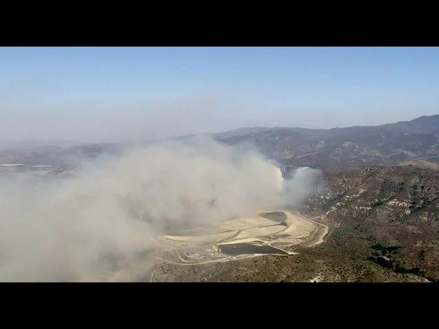 Silverado Fire 4000+ Acres Zero Containment 60000+ Evacuated