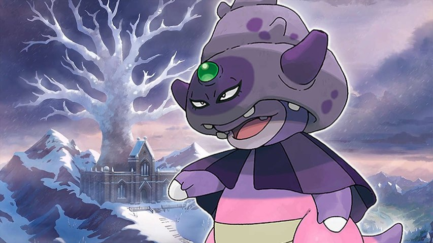 Pokemon Sword And Shield Crown Tundra Release Time New Pokemon