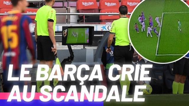 FC Barcelone-Real Madrid : l'enregistrement sonore qui met l'arbitre dans l'embarras | Oh My Goal