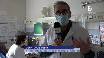Reportage - Sunrise facilite le diagnostique de l'apnée du sommeil - Reportage - TéléGrenoble