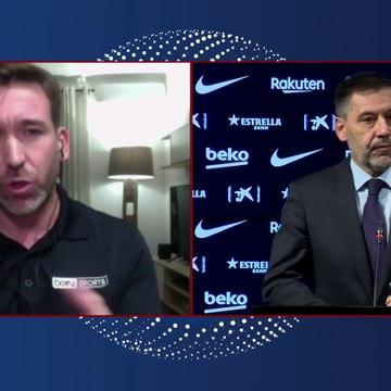 Bartomeu explains Barca's stance during Messi transfer saga