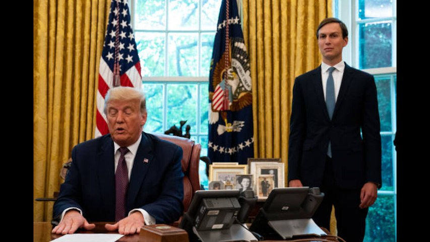 Jared Kushner Suggests 'Complaining' Black People Don't 'Want To Be Successful'