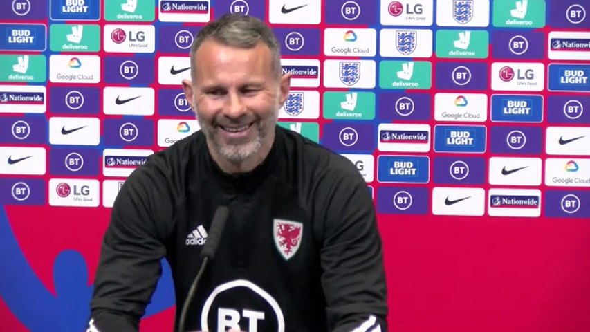 Ryan Giggs looks for positives after 3:0 England defeat