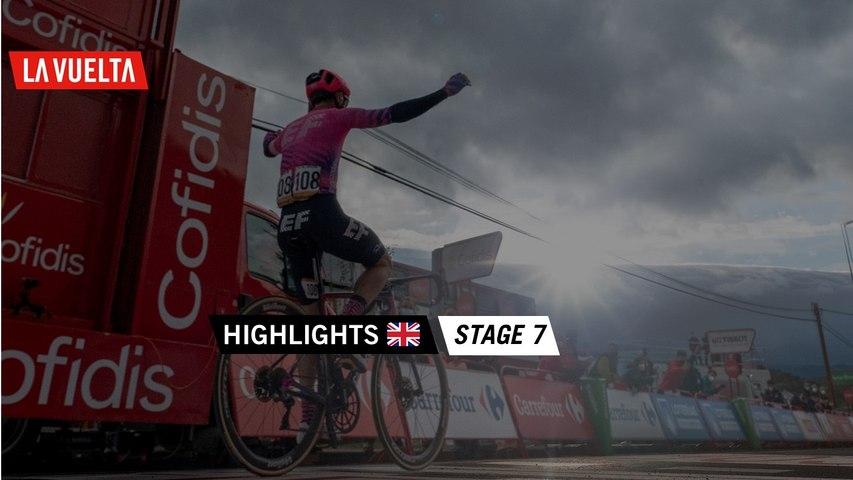 Highlights - Stage 7 | La Vuelta 20