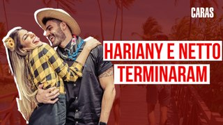 HARIANY ALMEIDA E DJ NETTO ANUNCIAM TÉRMINO DE RELACIONAMENTO!