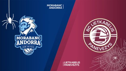 7Days EuroCup Highlights Regular Season, Round 5: Andorra 76-66 Lietkabelis