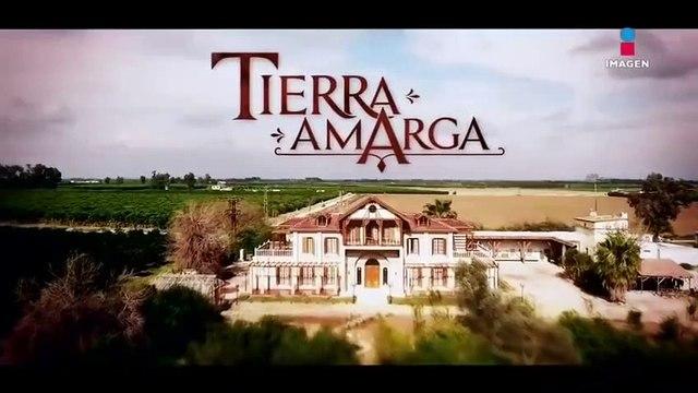 Tierra Amarga Capitulo 190  COMPLETO HD