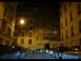 Paris 18eme rue de la Fontaine du But, rue Darwin et rue des