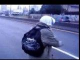 Blocus lycée jean perrin longjumeau 91 20 fevrier 2008