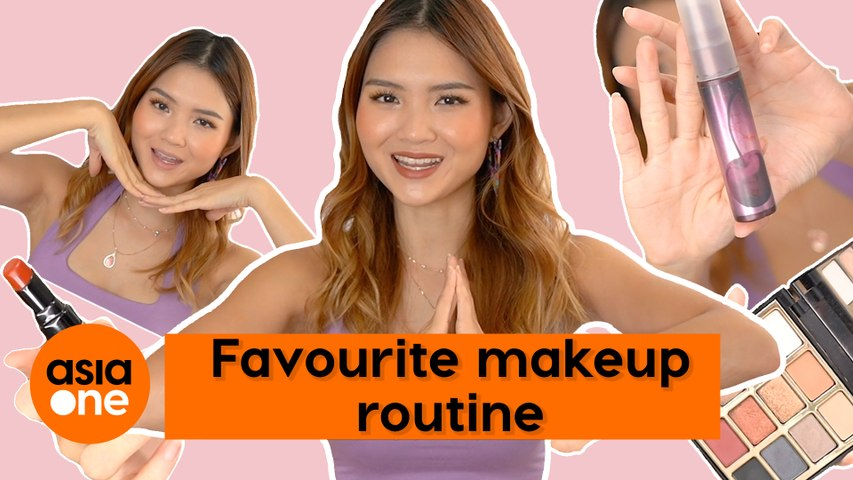 Feeling Fab: Makeup routine for a sun-kissed skin!
