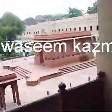 Badshahi masjid || waseem kazmi