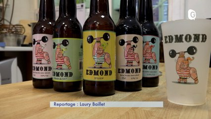 Reportage - La brasserie grenobloise Edmond - Reportage - TéléGrenoble
