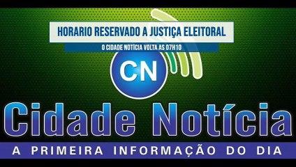 Assista ao programa Cidade Notícia desta quarta-feira (28) pela Líder FM de Sousa, Sertão da PB